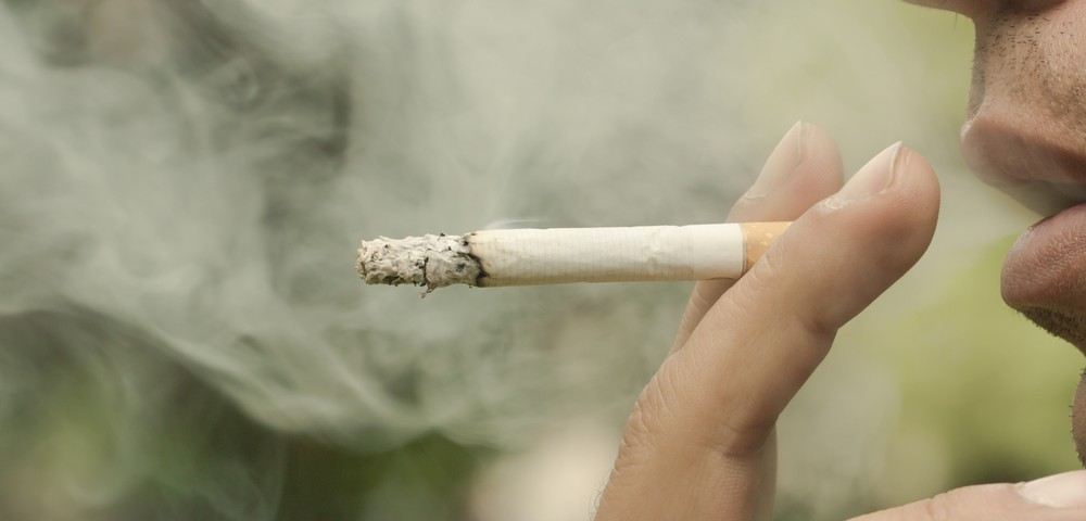 Review Study Finds Strong Link Between Smoking and Development of Psoriasis